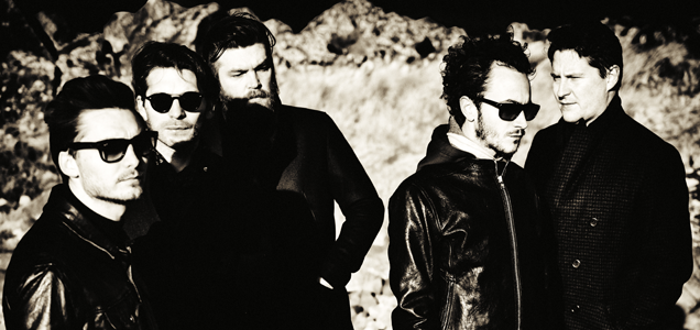 EDITORS - reveal epic new track: 'Marching Orders' - listen here!