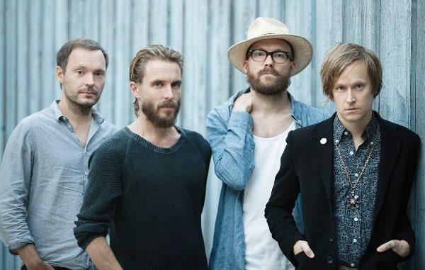 REFUSED - STREAM NEW ALBUM 'FREEDOM', LISTEN HERE: