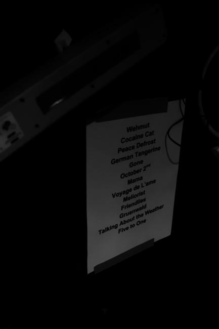 """""""Set-List"""""""