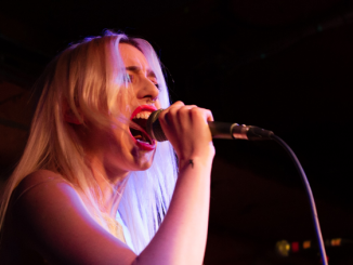 LIVE REVIEW: DU BLONDE - The Shacklewell Arms, London 21st July 2015 1