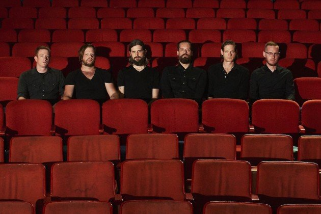 CASPIAN - premiere new single, their first new material in 3-years