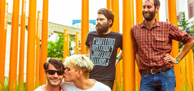 VIET CONG - Announce World Tour