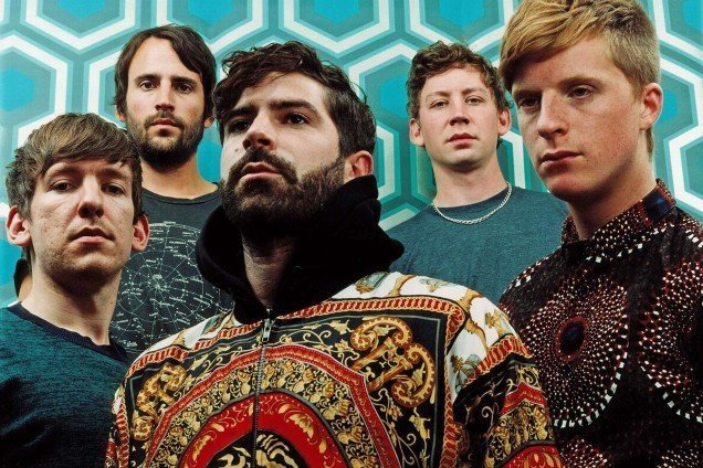 FOALS - Reveal new track 'Mountain At My Gates' - Listen