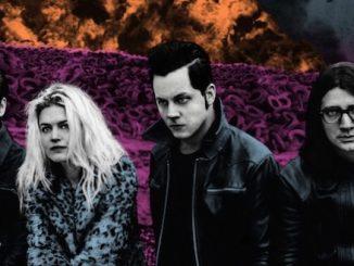 THE DEAD WEATHER - ANNOUNCE NEW ALBUM DODGE & BURN