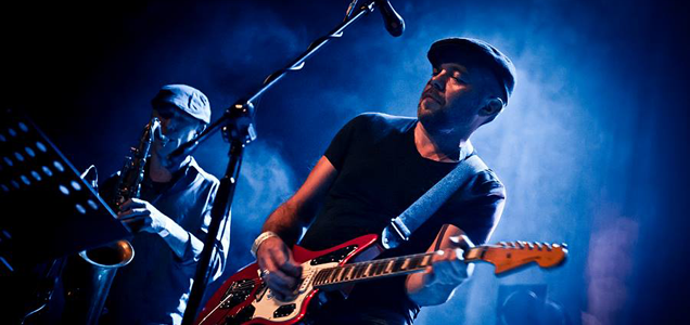 PURE PHASE ENSEMBLE 4 - feat. Mark Gardener (RIDE) to release 'Live at SpaceFest' LP