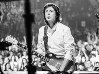 "PAUL McCARTNEY - TO GET BACK ""OUT THERE"" IN OCTOBER"