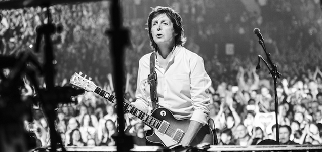 """PAUL McCARTNEY - TO GET BACK """"OUT THERE"""" IN OCTOBER"""