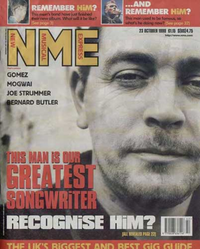 MICK HEAD NME