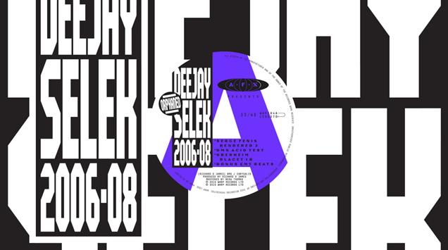ALBUM REVIEW: AFX - Orphaned Deejay Selex 2006-08