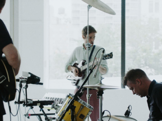 Watch 'Battles' 24 Hour Looped Live Film Premiering Unheard Songs