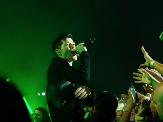 LIVE REVIEW: THE SCRIPT - TENNENTS VITAL, BELFAST 1