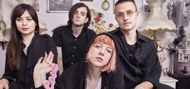 """TRACK OF THE DAY: DILLY DALLY - """"Desire"""" - Watch video"""