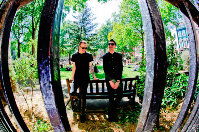 TRACK OF THE DAY: APRIL TOWERS - 'A LITTLE BIT OF FEAR'
