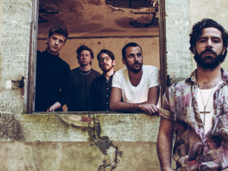 FOALS - unveil video for new single 'GIVE IT ALL' Foals