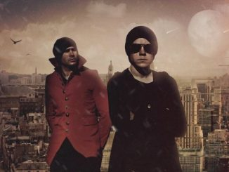 SHADOW HUNTERS - premiere new single 'Into Tomorrow's Yesterday' (video)