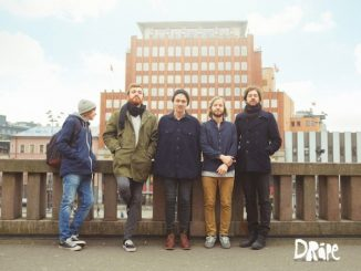 DRÅPE - SHARE NEW VIDEO & SONG 'PIE IN THE SKY'
