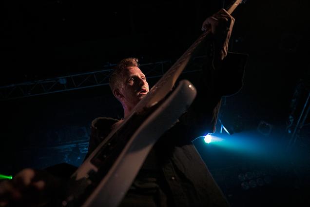 Beware of the bass, Sam Rourke within striking distance