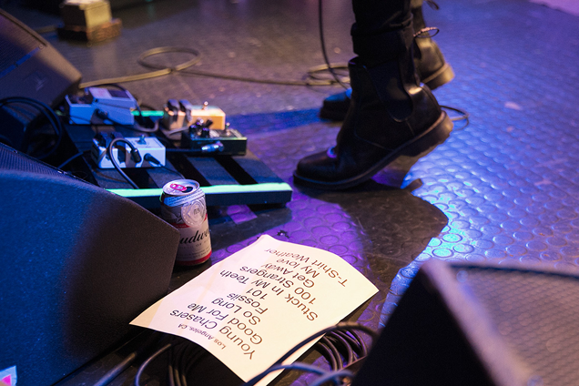 Circa Waves Setlist – The Troubadour, Los Angeles – September 21, 2015