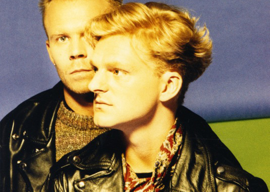 ERASURE - CELEBRATE 30th ANNIVERSARY WITH A SERIES OF RELEASES - Listen to 'Sometimes' 2015 Remix 1