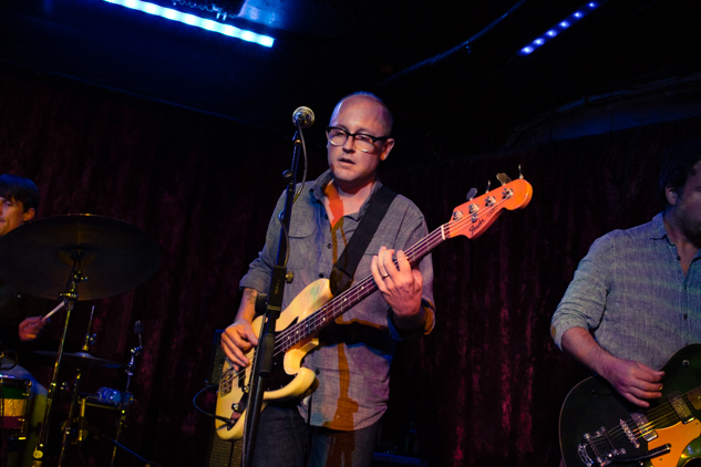 """Masterful Blues Bass from Jesse Ebaugh"""
