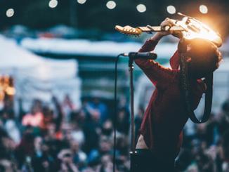 "JOHNNY MARR - ANNOUNCES DEBUT SOLO LIVE ALBUM ""ADRENALIN BABY"" 1"