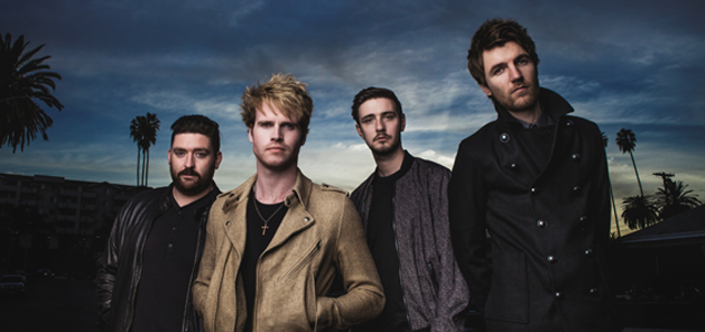 KODALINE - Announce WATERFRONT, BELFAST Show on 9 DECEMBER