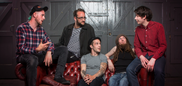 COUNTING COINS - to release new single 'Don't Look Down'  1st October
