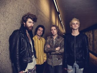 STORMS - announce 'Undress' tour and live in session with 'Shame'