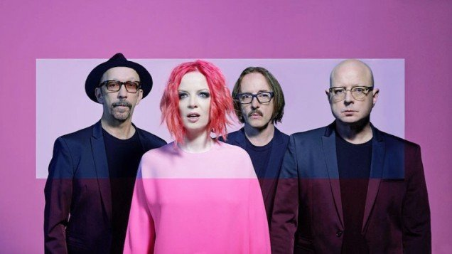 GARBAGE - TO RELEASE SPECIAL 20TH ANNIVERSARY EDITION OF SELF-TITLED DEBUT ALBUM