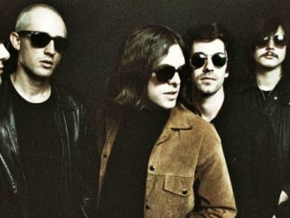 TRACK OF THE DAY: GREEN BUZZARD -  'Slow It Down Now'