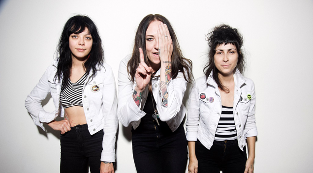 "Listen to ""Watch Your Back"" from THE COATHANGERS"