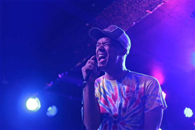 LIVE REVIEW: RALEIGH RITCHIE - MANCHESTER ACADEMY 1