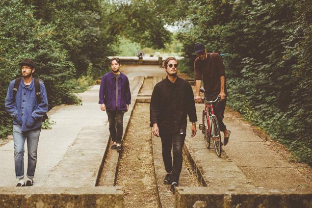 CHEATAHS share new song, 'Su-pra' + announce UK & US live dates