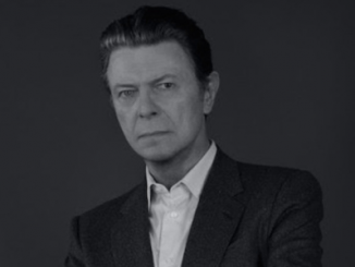 "Listen to ""BLACKSTAR"" a brand new track from DAVID BOWIE"