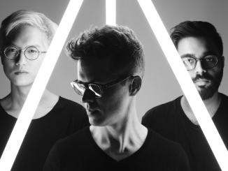 SON LUX - European tour starts in London next Wednesday, listen to 'Redone' ft Olga Bell.