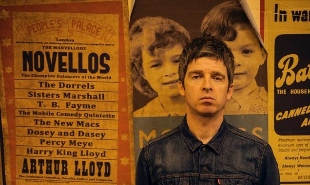 NOEL GALLAGHER'S HIGH FLYING BIRDS announce eight date UK arena tour + win 'Best Album' at today's Q Awards