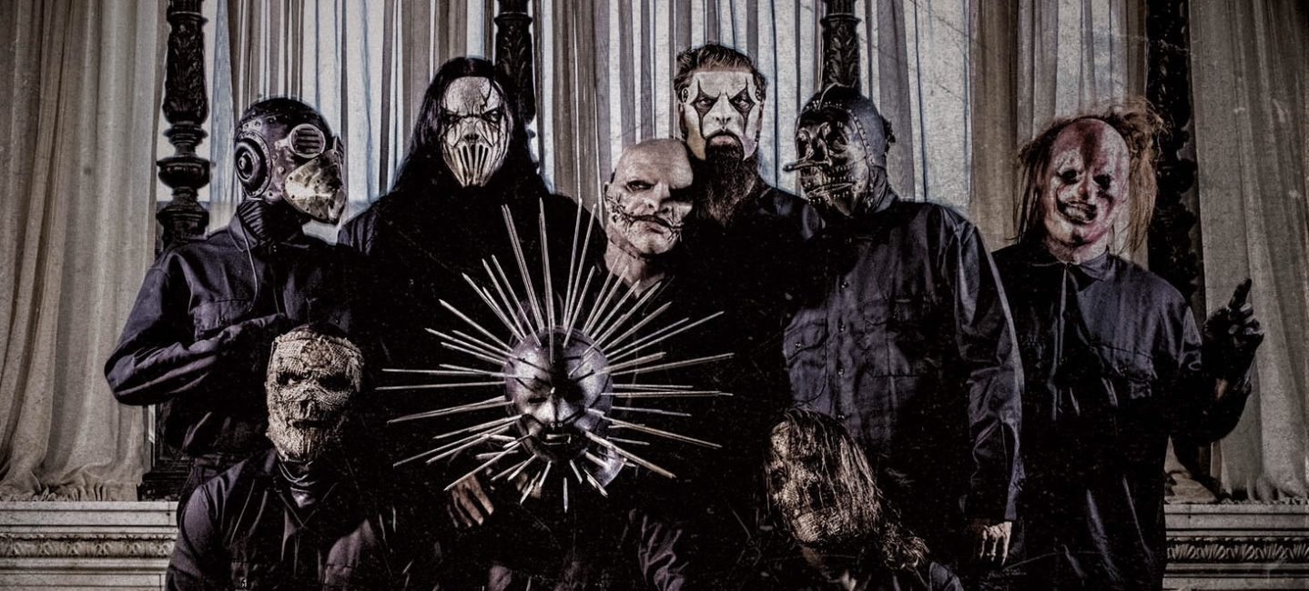 SLIPKNOT - to play  The SSE Arena, Belfast – 15 Feb