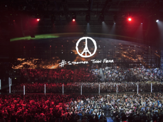 U2 iNNOCENCE + eXPERIENCE TOUR RETURNS TO PARIS