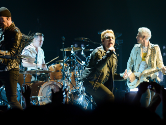 U2 – SSE ARENA, BELFAST 18 November 2015