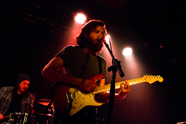 LIVE REVIEW: HOLY HOLY at The Lexington, London 2nd November 2015 2