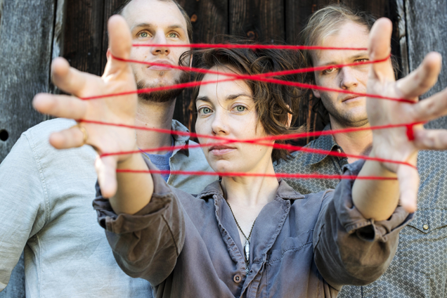 TRACK OF THE DAY: MOUNT MORIAH - 'Cardinal Cross' - Listen