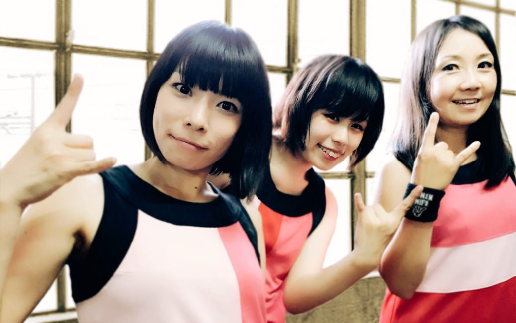 SHONEN KNIFE - celebrate 35th Anniversary with UK & Eire 2016 tour announcement