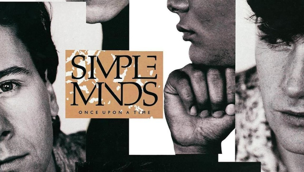 ALBUM REVIEW: SIMPLE MINDS - ONCE UPON A TIME - 30th ANNIVERSARY Deluxe Box Set