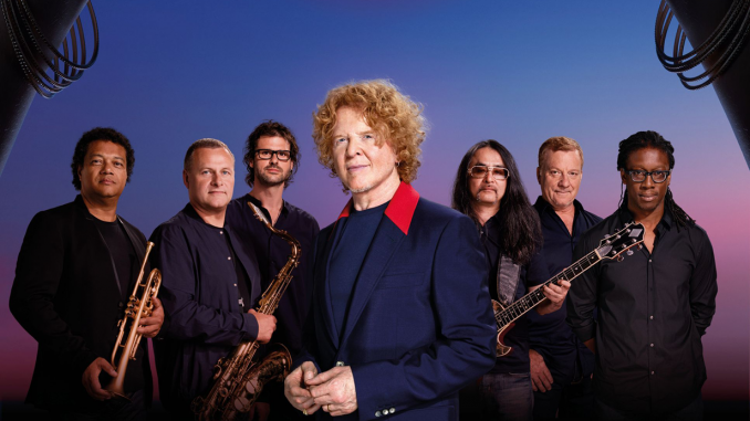 WIN: Tickets to see SIMPLY RED in Belfast's SSE Arena, Belfast: Wednesday 2 December 2015