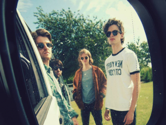 THE LEVONS - Share 'TOO STRANGE' - Listen