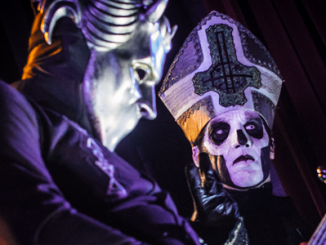LIVE REVIEW: GHOST with PURSON at THE WARFIELD SAN FRANCISCO 10/23/15 6