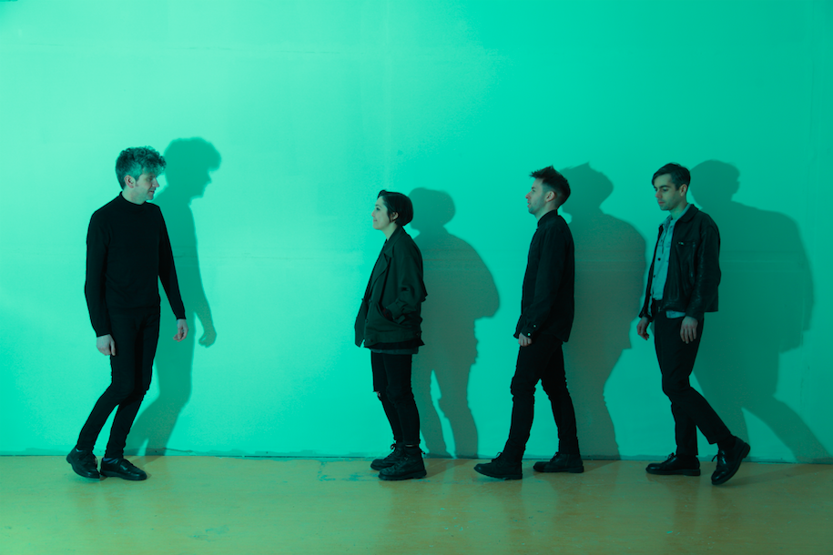 TRACK OF THE DAY: GIRLS NAMES - 'RETICENCE'