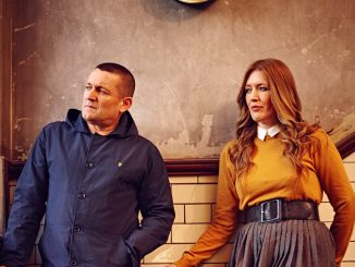 PAUL HEATON & JACQUI ABBOTT - Announcing IRISH TOUR 2016
