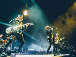 LIVE REVIEW: U2 - SSE Hydro, Glasgow 7 November 2015 1