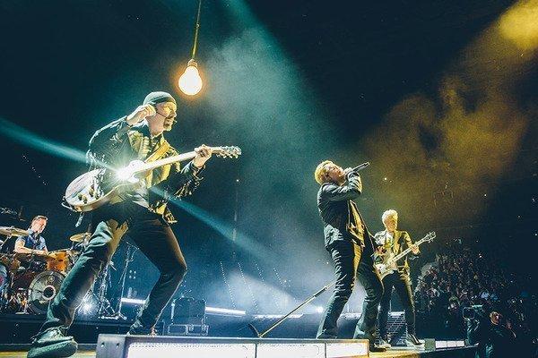 LIVE REVIEW: U2 - SSE Hydro, Glasgow 7 November 2015 1
